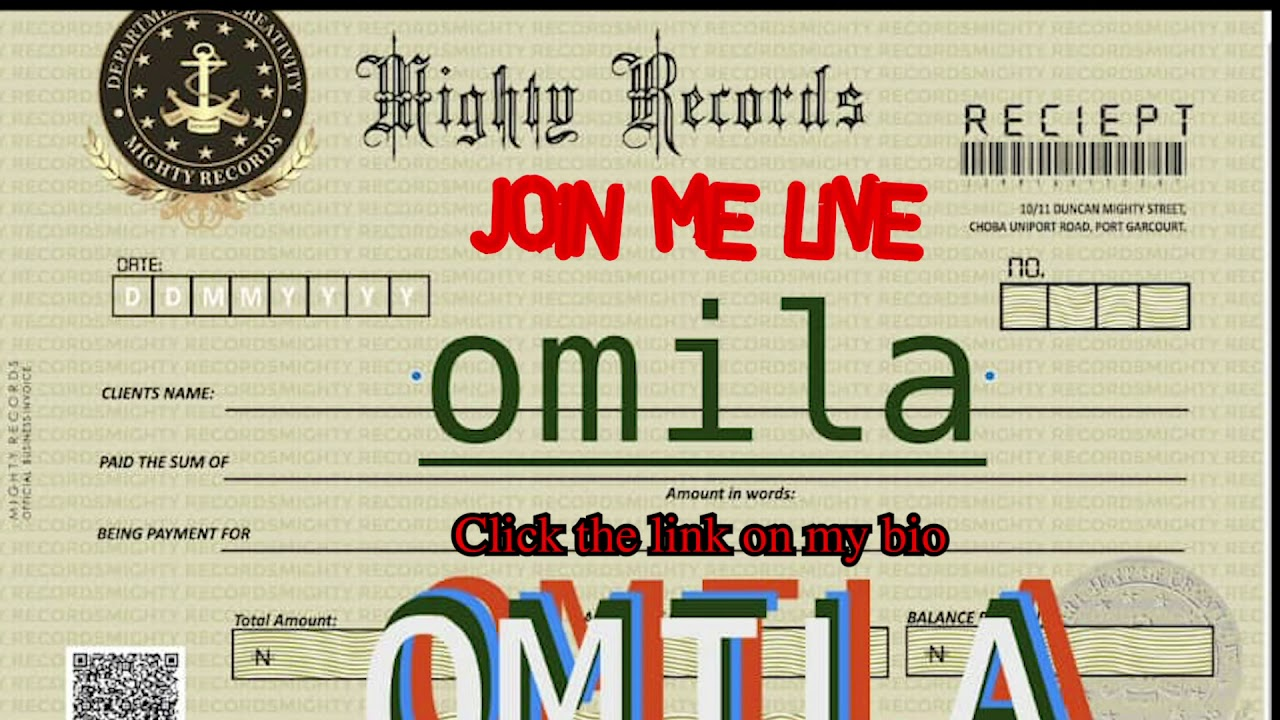 """Duncan Mighty - """"Omila"""" 