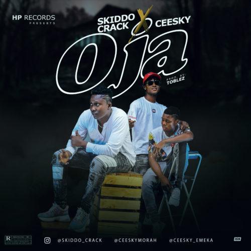 """Skiddo Crack - """"Oja"""" ft. Ceesky"""