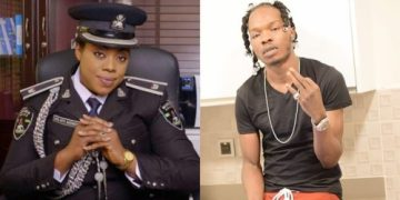 """""""This Instagram Police Wants To Have Sex With Me But She's Ugly"""" - Naira Marley Clapsback At Police PRO, Opetodolapo « tooXclusive"""