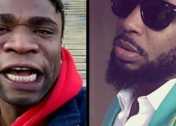 Failed Blogger, Failed Musician, I'll Slap You When I Catch You - Speed Darlington Warns Tunde Ednut « tooXclusive