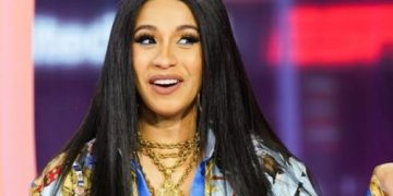 Cardi B Visits Less Privilged Home In Lagos To Show Love & Deliver Gifts || See Pictures « tooXclusive