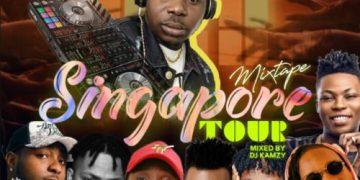 """DJ Kamzy - """"Singapore Tour Mixtape"""" « tooXclusive"""