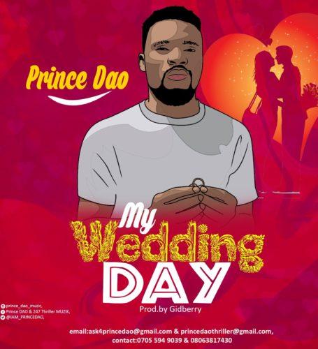 "Prince Dao - ""My Wedding Day"" « tooXclusive"