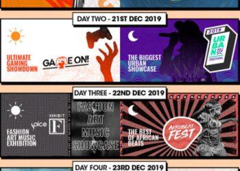 Rema, Joeboy, Asa, Big Trill, Tems, Femi Kuti, Olamide Headling Xchange 100 Festival from Dec 20th - 23rd « tooXclusive