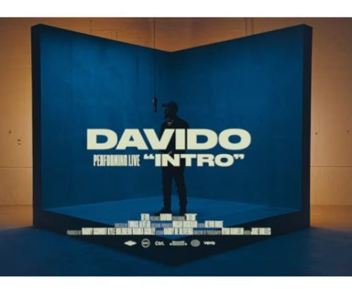 "Davido - ""Intro"" (Live Session)"