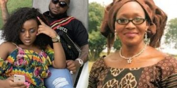 Kemi Olunloyo Challenges Davido To Retake DNA Test Over Child He Denied 7 Years Ago « tooXclusive