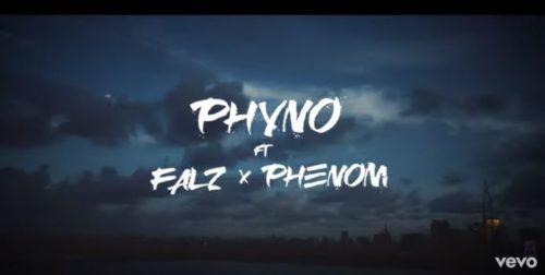 """Phyno – """"Get The Info"""" ft. Falz x Phenom"""