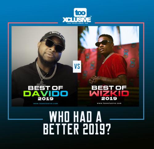 Davido vs Wizkid… Who Had A Better 2019?