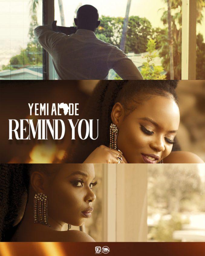 [Video Premiere] Yemi Alade – Remind You starring Djimon Hounsou