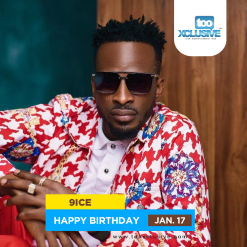 """9 Best Songs Of """"9ice"""" Ever, Happy 40th Birthday To 9ice (Ancestor)… Send Your Wishes!!"""