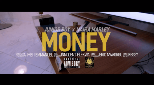 Image result for JUNIOR BOY FEAT. NAIRA MARLEY - MONEY (OFFICIAL VIDEO)