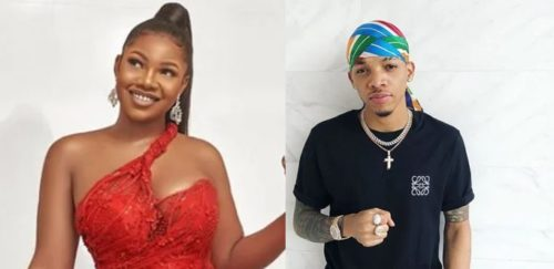 Tekno & Big Brother Star, Tacha Spark Dating Rumors After Openly Declaring Love For Each Other « tooXclusive