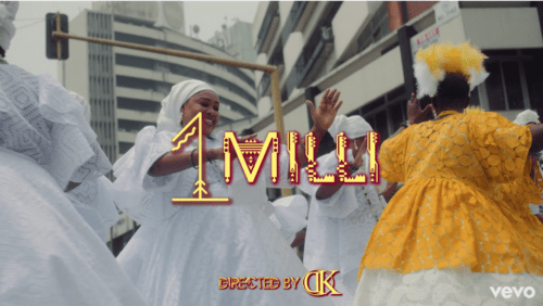 [Video] Davido – 1 Milli (Starring Chioma)