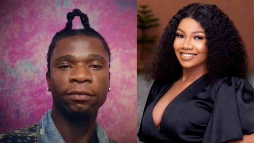 Speed Darlington Vows To Teach BBnaija's Tacha How To Love When He Becomes President In 2020 « tooXclusive