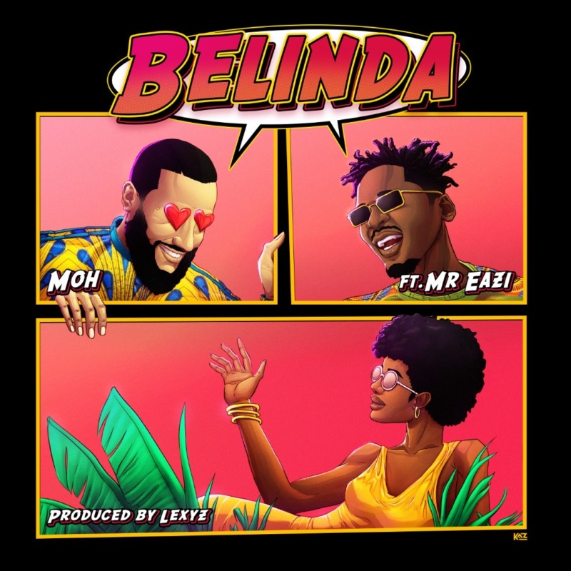 [Music] Moh - Belinda ft. Mr Eazi « tooXclusive