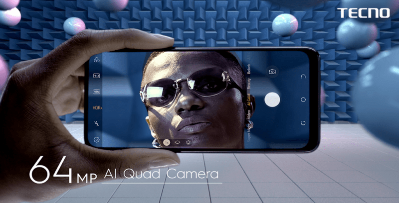Magic of Unseen: TECNO Launches SONY Chip Enhanced Camon 15 Collection, Unveils Wizkid as Brand Ambassador « tooXclusive