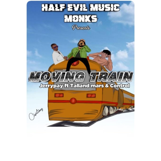 "Jerry Pay – ""Moving Train"" ft. Control X Talland Mars"