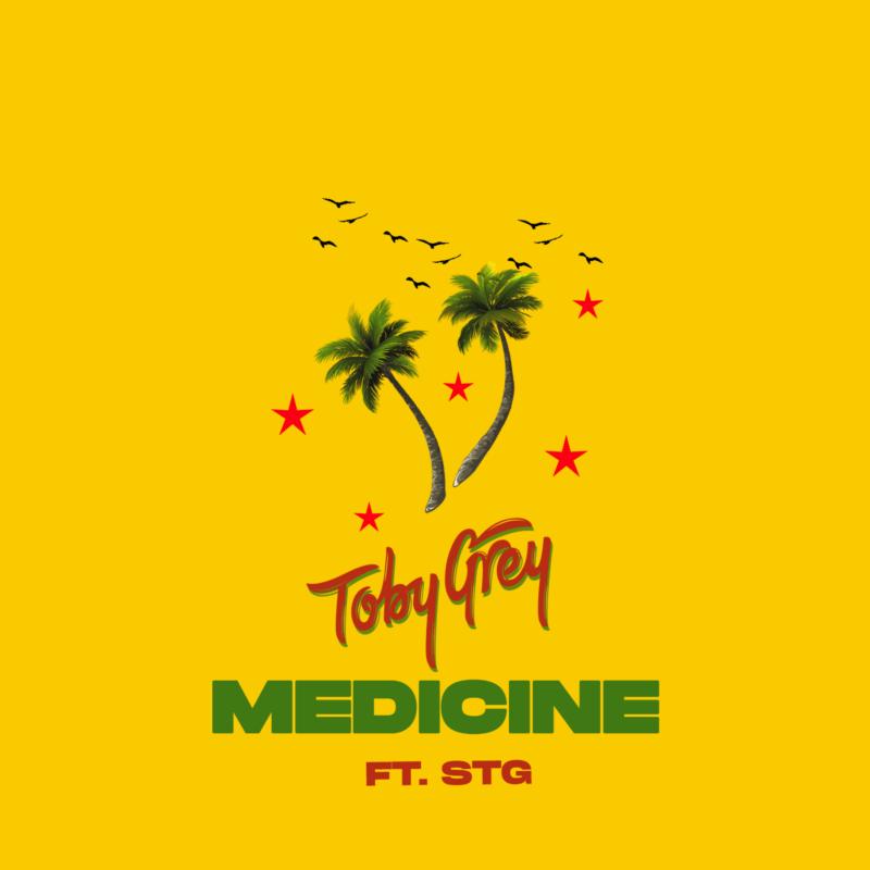 """Toby Grey - """"Medicine"""" Ft. StG (Dancehall Refix) « tooXclusive"""