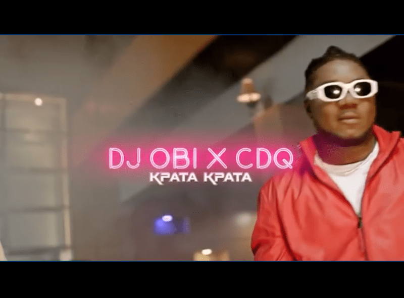 """[Video] DJ OBI X CDQ – """"Kpata Kpata"""""""