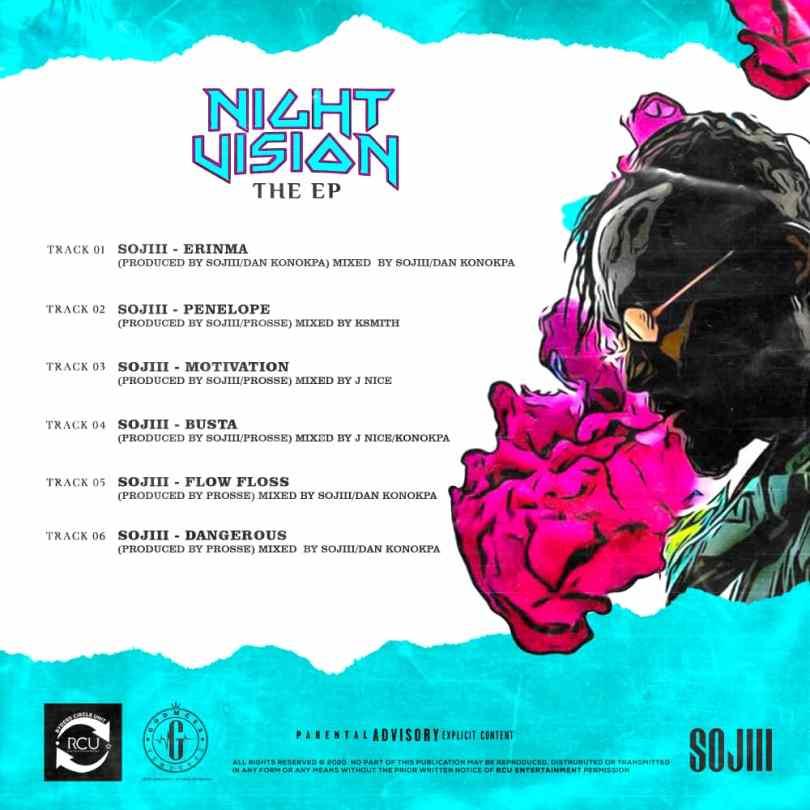 Sojiii Night Vision EP