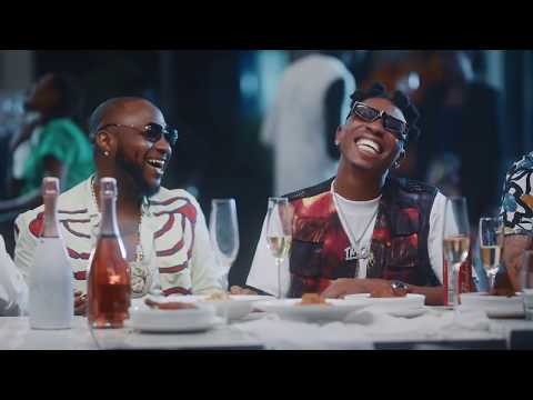 Mayorkun x Davido  Betty Butter Video « tooXclusive