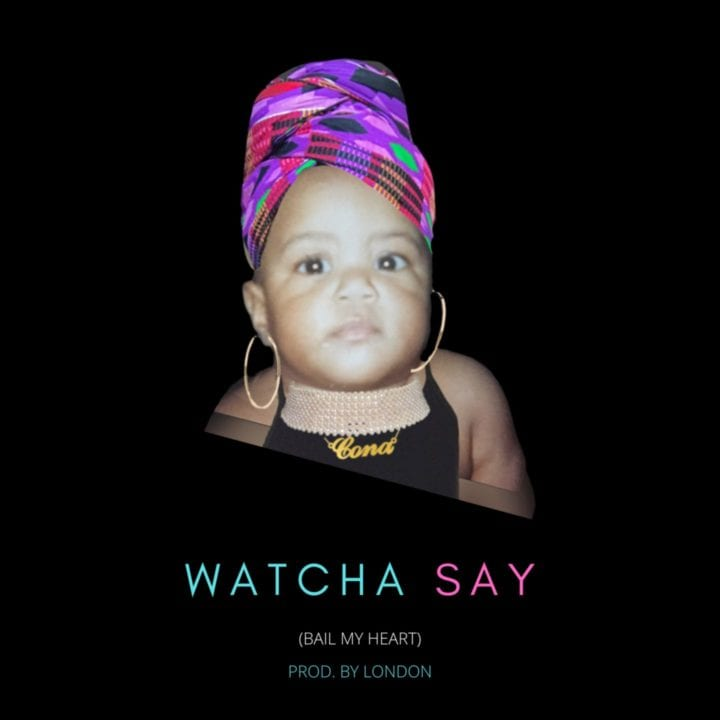 "Cona - ""Watcha Say"" (Prod. by London) « tooXclusive"