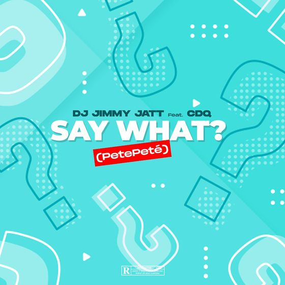 "DJ Jimmy Jatt x CDQ - ""Say What?"" (PetePet) « tooXclusive"