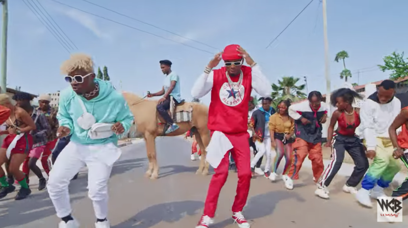 "[Video] Rayvanny x Diamond Platnumz – ""Amaboko"""