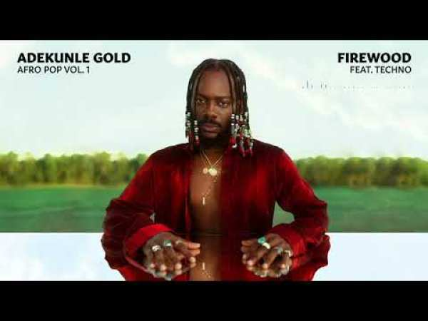 Adekunle Gold Firewood Tekno