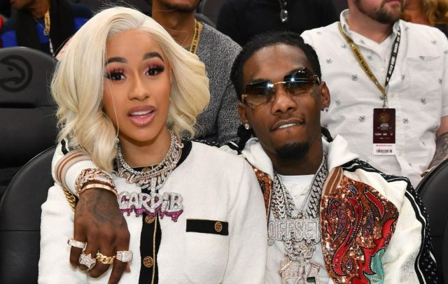 American Rapper, Cardi B Files For Divorce From Offset After Three Years Of Marriage 1