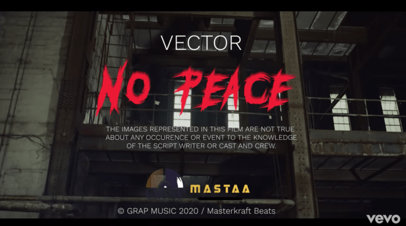 Download Vector – No Peace Mp3