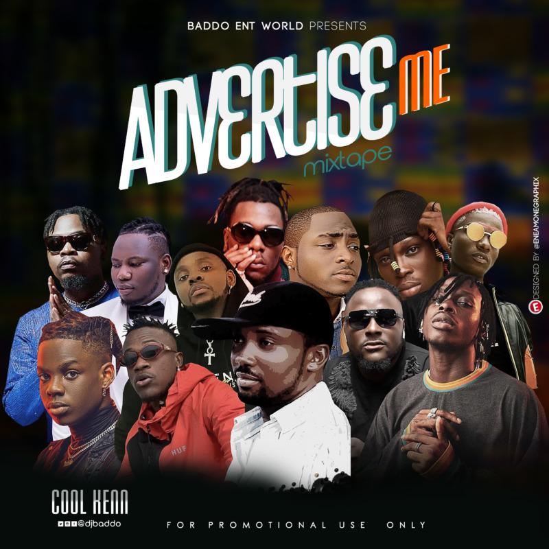 "[MIXTAPE] DJ Baddo – ""Advertise Me Mix"""