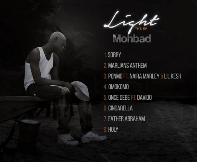 "MohBad – ""Once Debe"" ft. Davido"