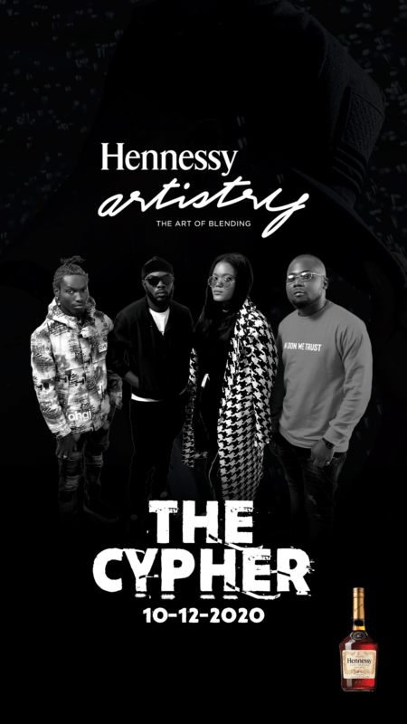 Hennessy Artistry presents The 2020 Cypher 21