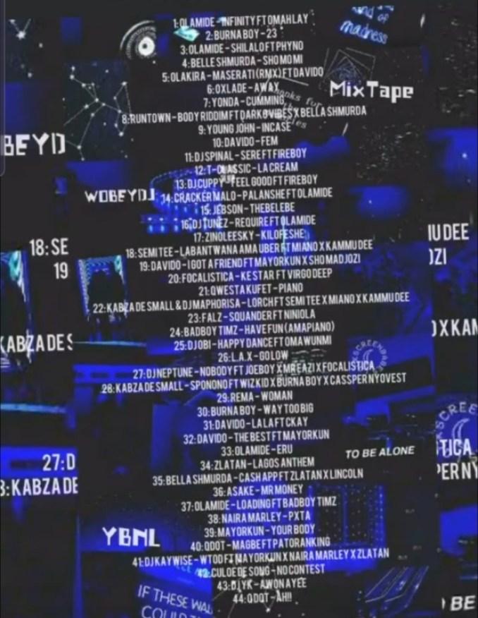 DJ Enimoney This Is Afrobeats Mixtape
