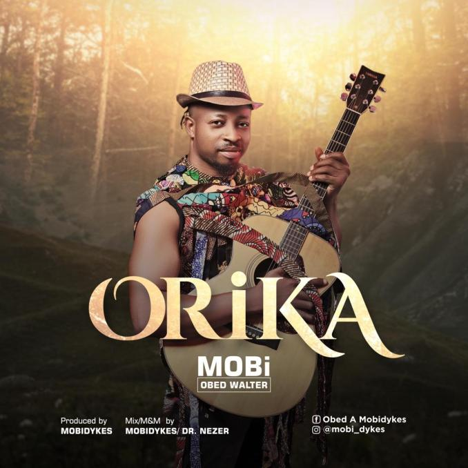"MOBi Obed Walter – ""Orika"""