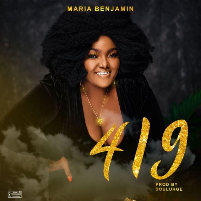 """Maria Benjamin – """"419"""" 1"""