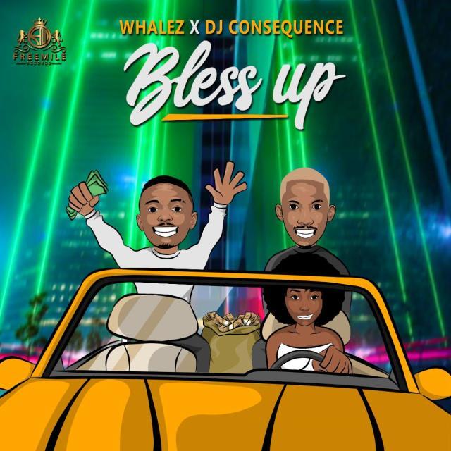 """Whalez x DJ Consequence – """"Bless Up"""" (Prod. Blaise Beatz) 1"""