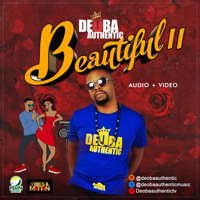 "Deoba Authentic – ""Beautiful II"" 1"