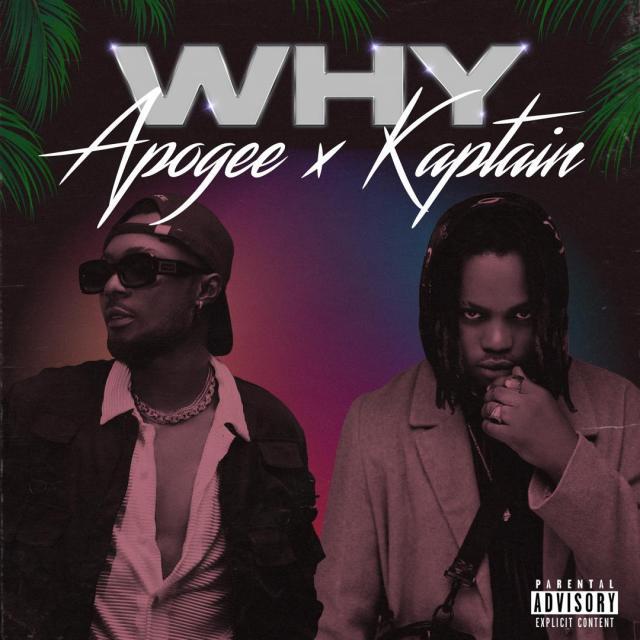 """Apogee X Kaptain – """"Why"""" 1"""