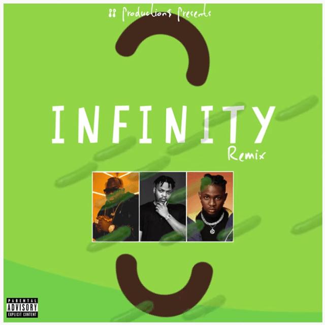 DJ Flex Infinity (Afrobeat Remix) Olamide Omah Lay