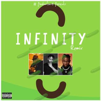 "DJ Flex – ""Infinity"" (Afrobeat Remix) ft. Olamide x Omah Lay"
