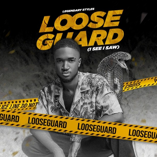 Legendary Styles Looseguard (I see, I saw)