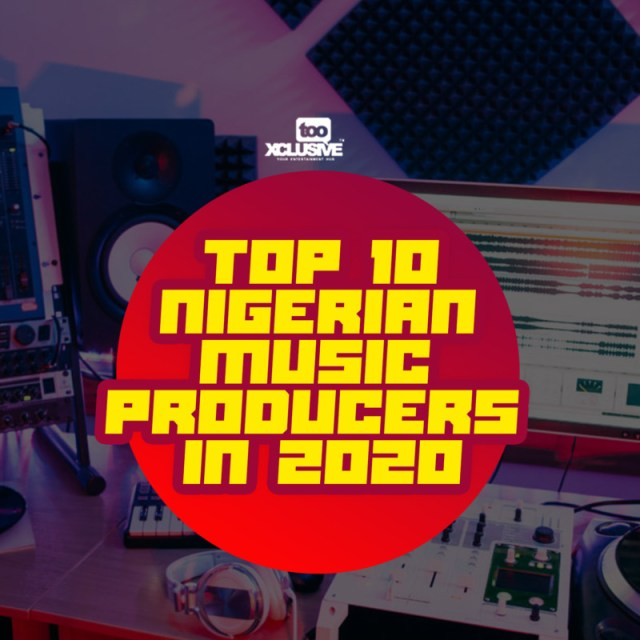 Music Producers Of 2020