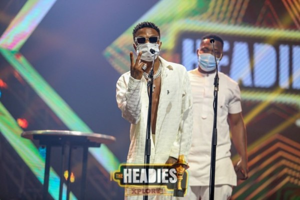 Headies Artiste Of The Year Award