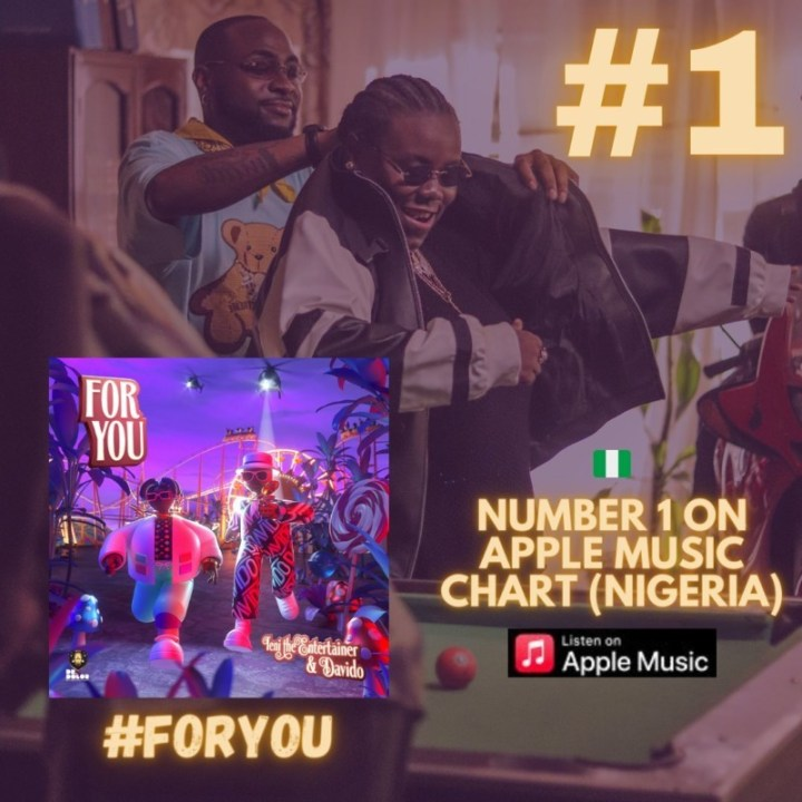 Hottest Nigerian Song February