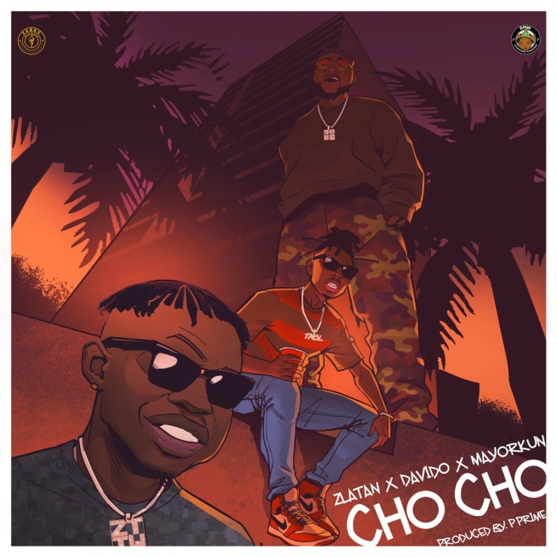 Cho cho artwork