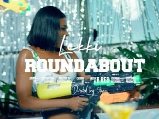 B-Red Lekki Roundabout video