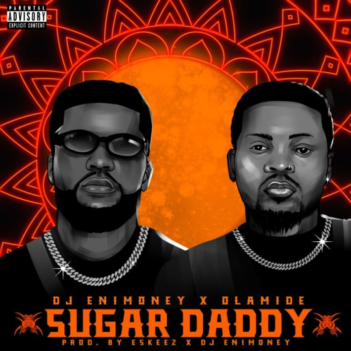 DJ Enimoney Olamide Sugar Daddy