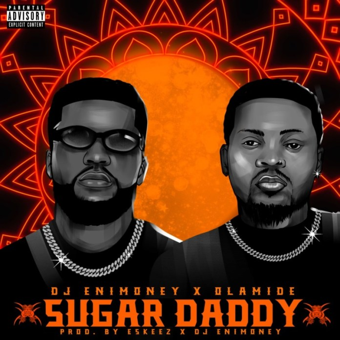 Sugar Daddy artwork